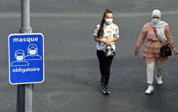 Geen versoepeling mondmaskerplicht in Wallonië