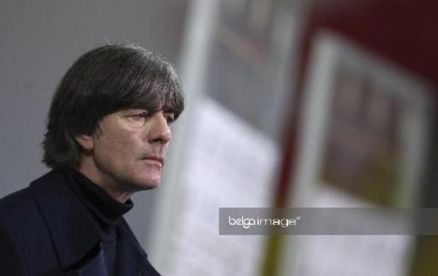 """Joachim Löw verklaart vertrek: """"Tijd voor vernieuwing en verandering"""""""
