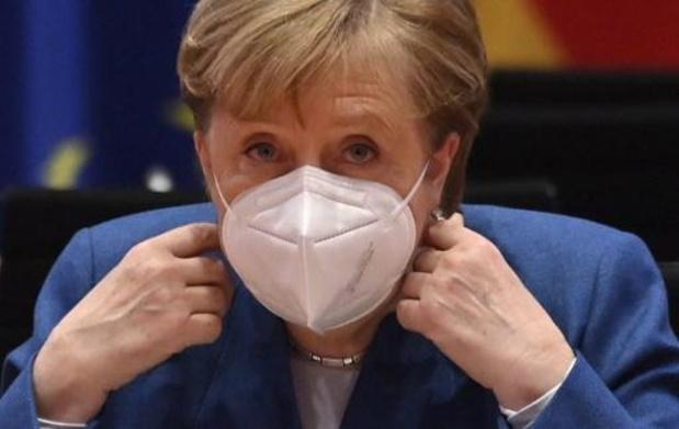Duitsland overschrijdt de kaap van 40.000 sterfgevallen