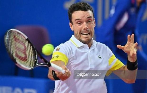 ATP Doha: Roberto Bautista Agut et Nikoloz Basilashvili en finale