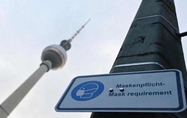 Minder dan 10.000 nieuwe besmettingen in Duitsland