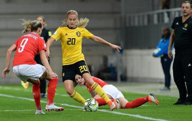 Le match des Red Flames contre la Suisse reporté en octobre