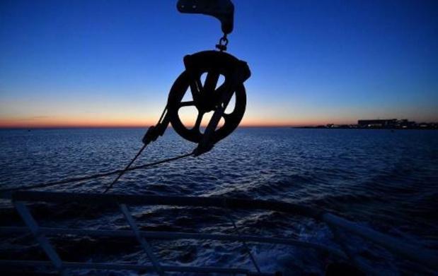 Vlaamse vissers die niet kunnen uitvaren, krijgen vergoeding