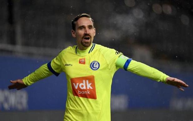 Jupiler Pro League - Première victoire de 2021 pour Gand face à Louvain