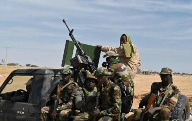 L'armée nigériane reprend le contrôle de sa base militaire dans le nord-est