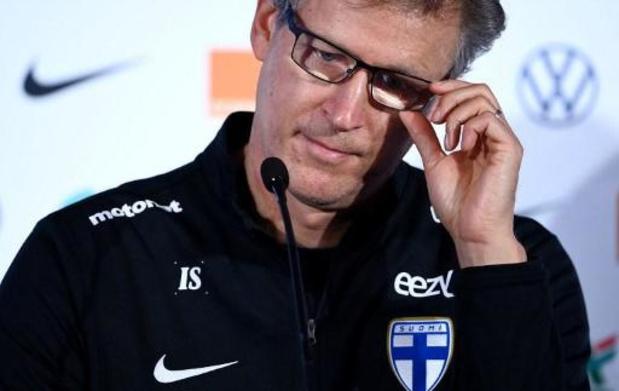 """Matchs internationaux amicaux - """"Cette victoire donne beaucoup de confiance"""", savoure le sélectionneur finlandais"""