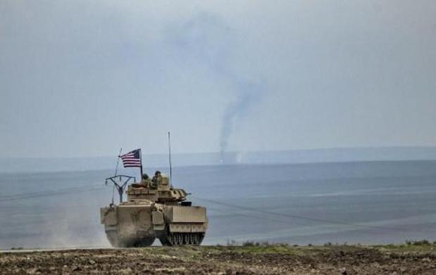 VS bombarderen doelwitten van door Iran gesteunde milities in Syrië