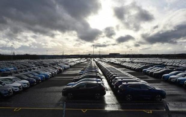 Recordaantal nieuwe personenwagens in derde kwartaal