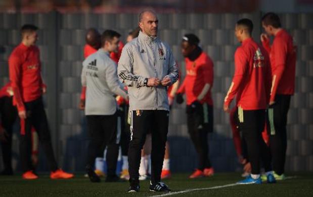 Roberto Martinez séduit par le jeu offensif des Tchèques avant de se rendre à Prague