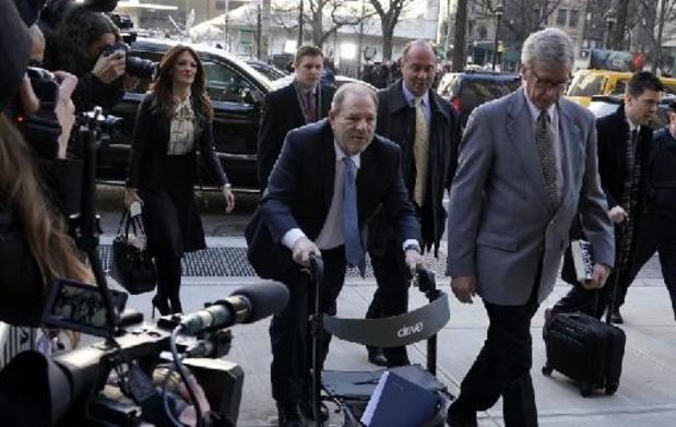 Affaire Weinstein - Harvey Weinstein fait appel de sa condamnation pour agressions sexuelles