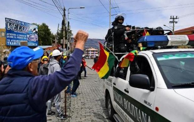 Elections en Bolivie - La convocation d'une élection présidentielle annoncée en Bolivie