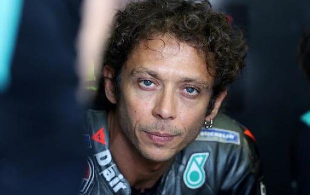 Valentino Rossi, neuf fois champion du monde, prendra sa retraite à la fin de la saison
