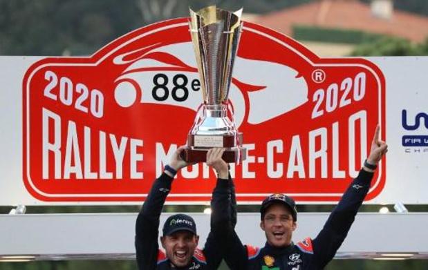 Neuville change de co-pilote à une semaine du Monte-Carlo, Nicolas Gilsoul surpris aussi