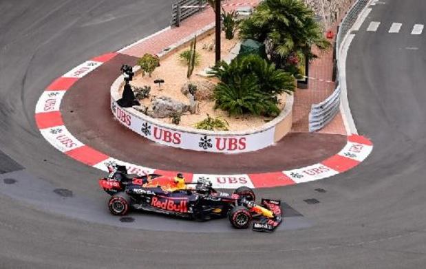 F1 - Max Verstappen signe le meilleur temps de la 3e séance essais libres au GP de Monaco