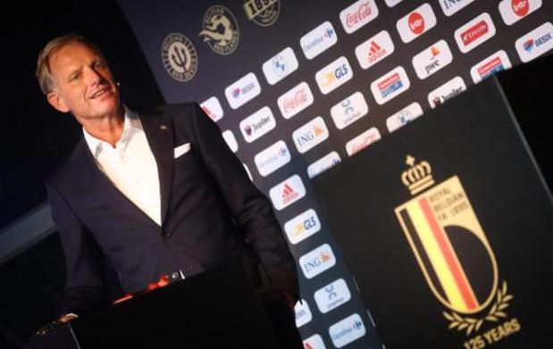 La Fédération belge de football va nommer deux administrateurs indépendants