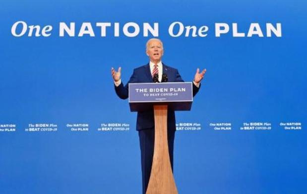 Amerikaanse presidentsverkiezingen - Biden belooft gratis coronavaccin voor alle Amerikanen
