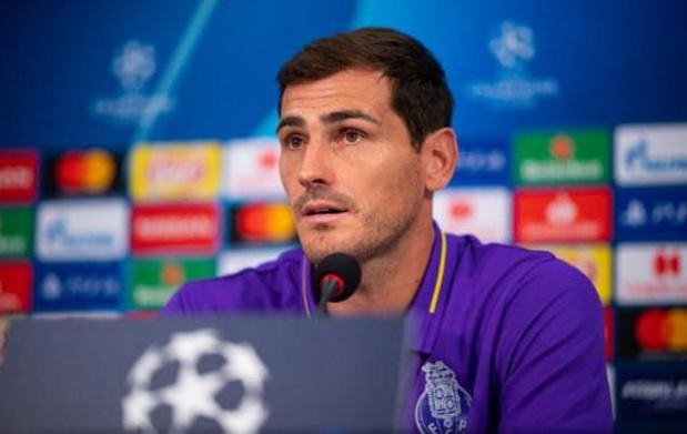 Iker Casillas candidat à la présidence de la fédération espagnole