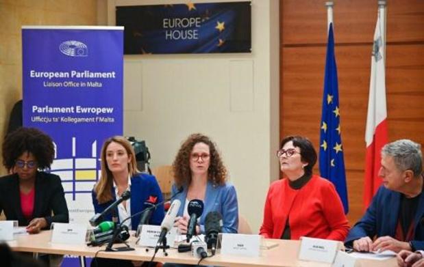 Assita Kanko (N-VA) blijft met veel vragen zitten na bezoek aan Malta