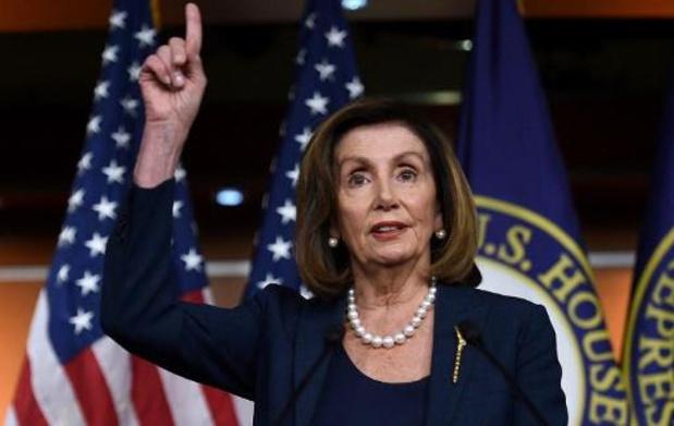 Huis-voorzitster Pelosi eist opnieuw getuigen in afzettingsproces-Trump