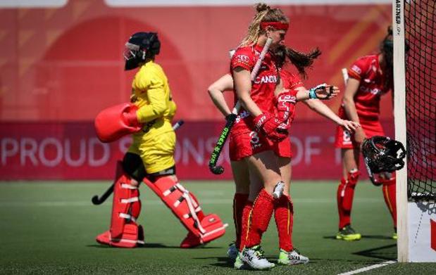 Hockey Pro League - Red Panthers verliezen openingsduel tegen Nederland