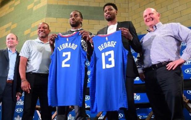 NBA - Première finale de conférence pour les Clippers, Philadelphie pousse Atlanta au match N.7