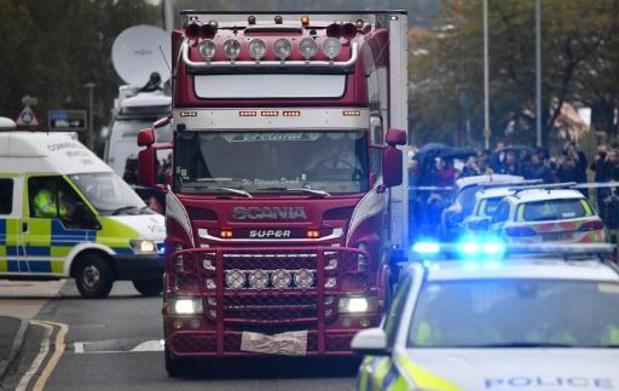 Doden in vrachtwagen Essex: zeven mensen veroordeeld in Vietnam