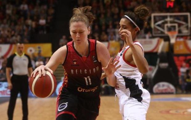 WNBA - Emma Meesseman lijdt met Washington Mystics eerste nederlaag