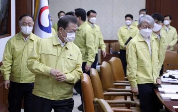 Bijna 5.000 gevallen in Zuid-Korea