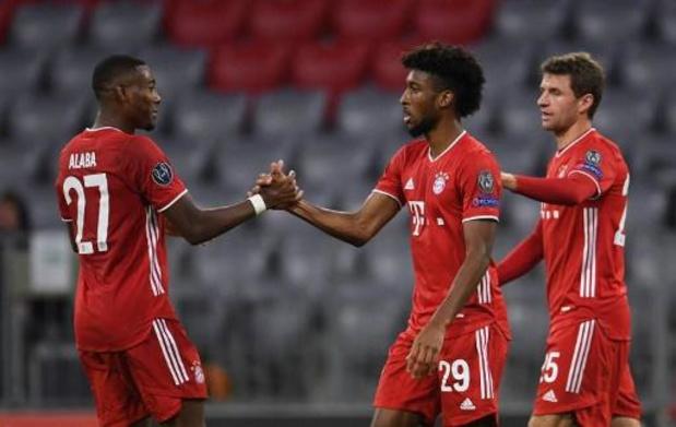 Champions League - Titelverdediger Bayern zet vlot Atletico opzij, Lukaku is trefzeker voor Inter