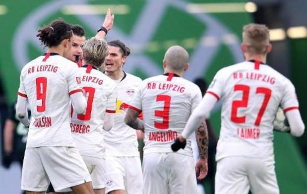 Ligue des Champions - Leipzig et l'Atalanta premiers qualifiés pour les quarts de finale