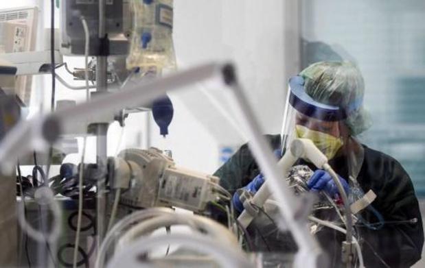 Meer dan 500 bijkomende sterfgevallen in Franse ziekenhuzen