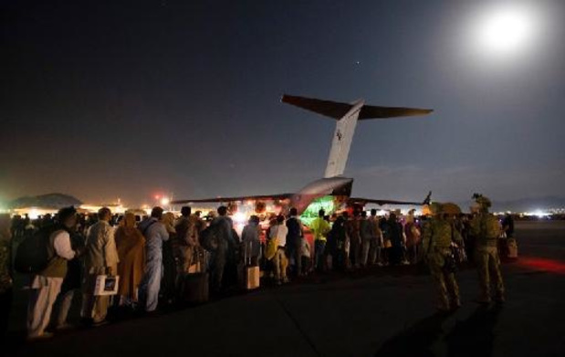 Afghanistan: Berlin en discussion pour garder l'aéroport de Kaboul ouvert après le 31 août