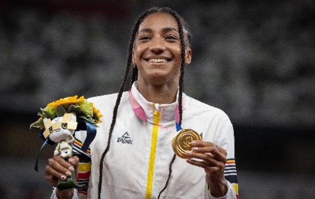 Les 7 médailles olympiques et les top 8 belges de Tokyo fêtés au 45e Mémorial Van Damme