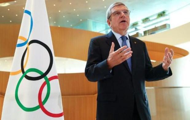 Thomas Bach candidat à un second mandat de président du CIO en 2021