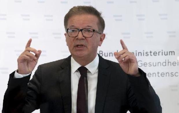 """""""Epuisé"""" par la pandémie, le ministre autrichien de la Santé démissionne"""