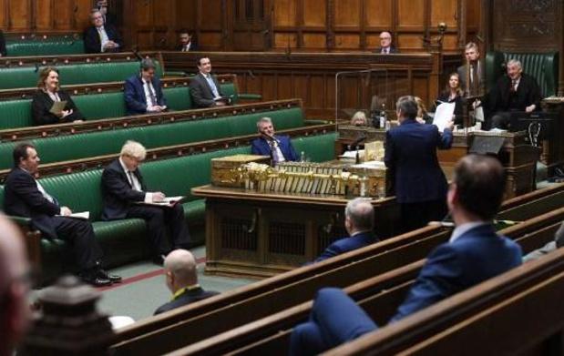 Britse parlementsleden beginnen bespreking brexit-handelsakkoord
