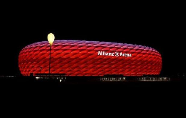 Munich espère accueillir des matchs dans un stade à moitié rempli