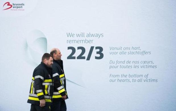 Vijf jaar na de aanslagen - Herdenking aanslagen met beperkte delegatie slachtoffers