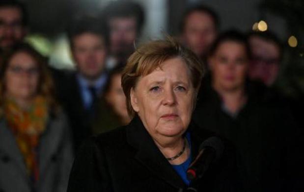 Angela Merkel va se rendre pour la 1e fois au camp nazi d'Auschwitz
