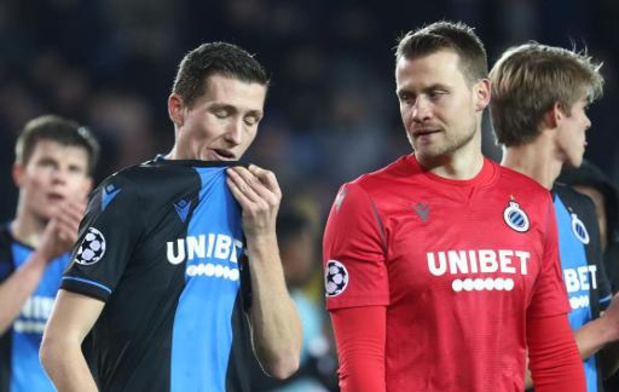 Club Brugge - Manchester United en AA Gent - AS Roma in zestiende finales Europa League