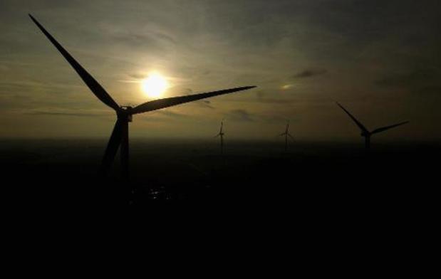 La Belgique est à la traine en matière d'énergies renouvelables