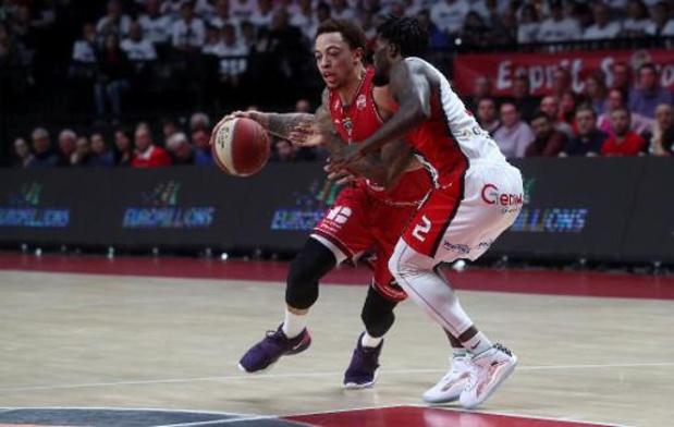 EuroMillions Basket League start pas weekend van 7 november