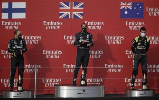 Huit cas positifs au Covid-19 confirmés dans le milieu de la Formule 1