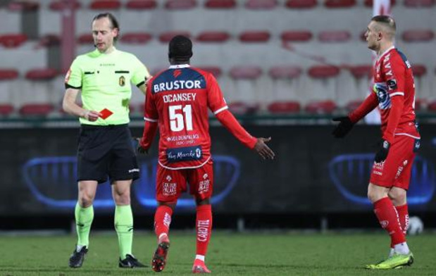 Derijck (KV Kortrijk) riskeert voorwaardelijke schorsing