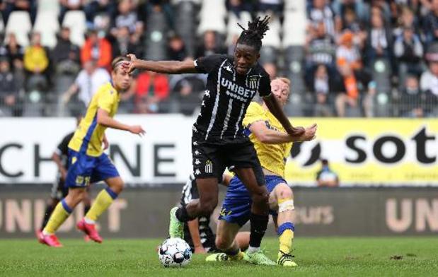 Jupiler Pro League - Charleroi bloqué par Saint-Trond (0-0) lors de la 2e journée de championnat