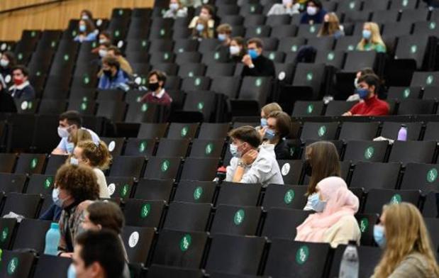 Coronavirus - Campusmomenten en practica in hoger onderwijs vanaf vandaag opnieuw beperkt mogelijk