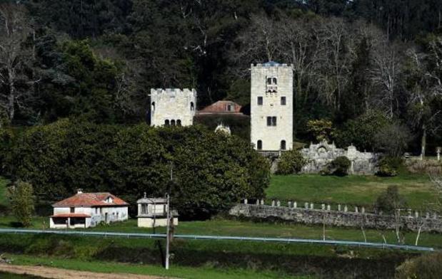 Kleinkinderen van Franco moeten landgoed afstaan aan Spaanse staat