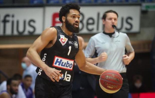 Euromillions Basket League - Limburg United wint in Leuven na verlenging