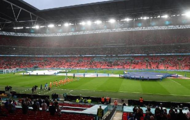 Plus de 60.000 supporters autorisés pour les demi-finales et à la finale de l'Euro