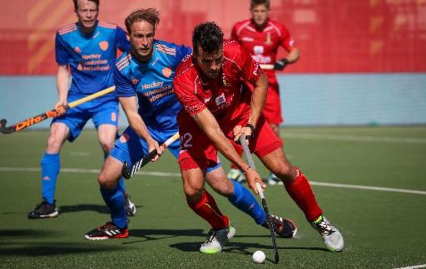 Euro de hockey - Les Red Lions rencontrent les Pays-Bas avec une nouvelle finale comme enjeu